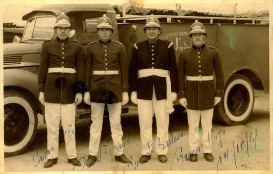 Primer Cuerpo de Bomberos de Chile